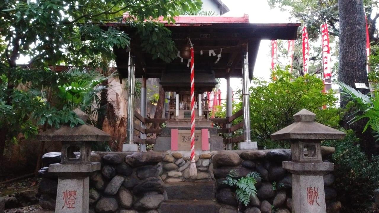 向陵稲荷神社